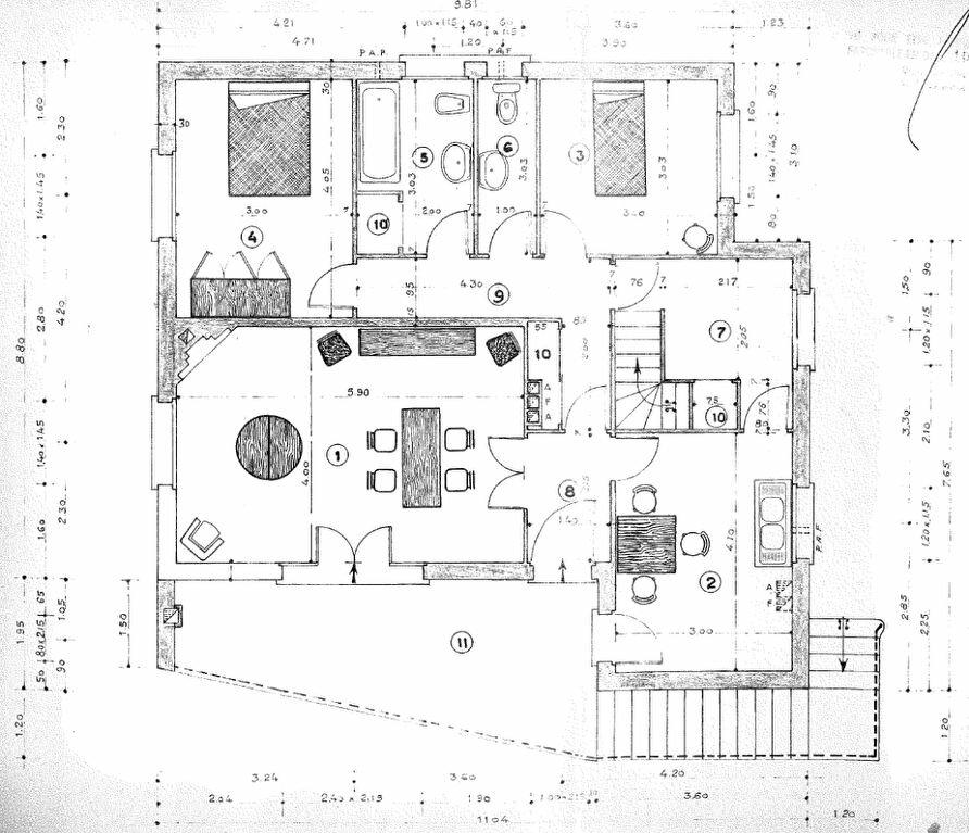 Appartement à louer 3 82m2 à La Seyne-sur-Mer vignette-6