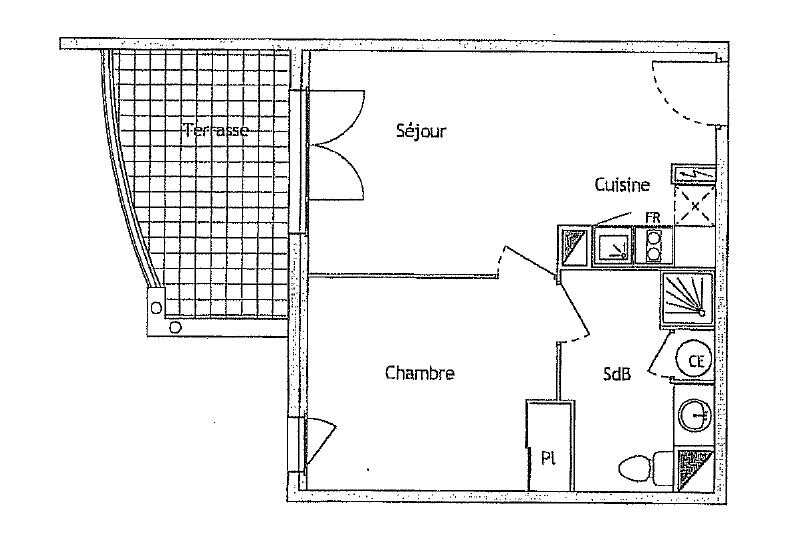 Appartement à louer 2 37.4m2 à La Seyne-sur-Mer vignette-9