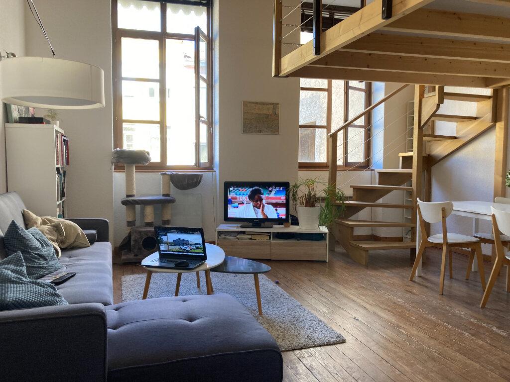 Appartement à louer 2 40.77m2 à Lyon 4 vignette-1