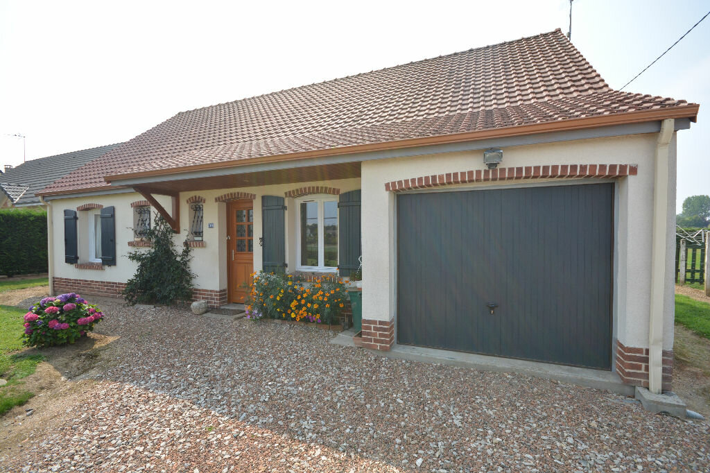 Maison à vendre 4 81m2 à Martainneville vignette-1