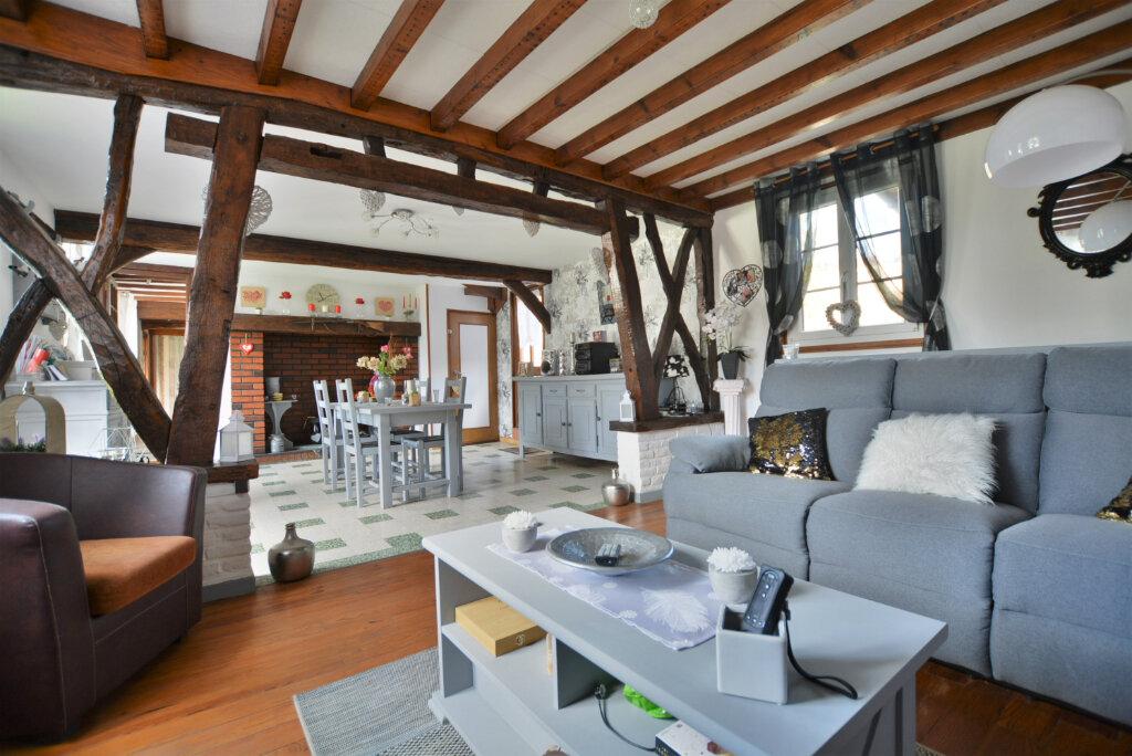 Maison à vendre 5 101.45m2 à Grand-Laviers vignette-1