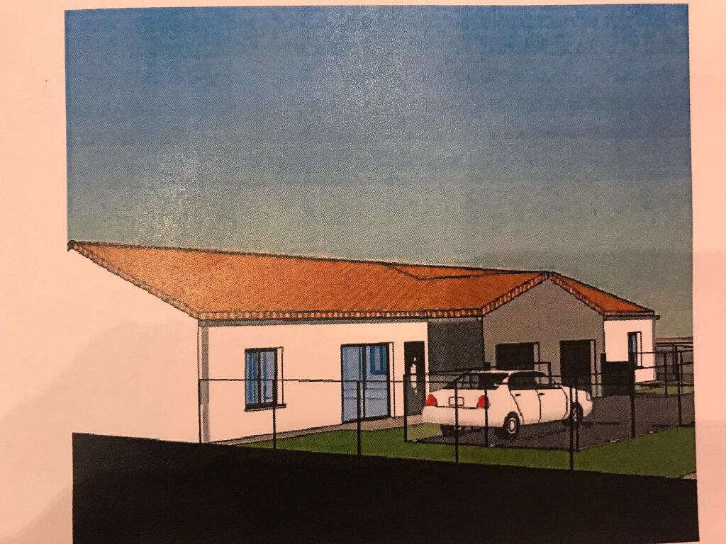 Maison à vendre 4 83.64m2 à Vergeroux vignette-1