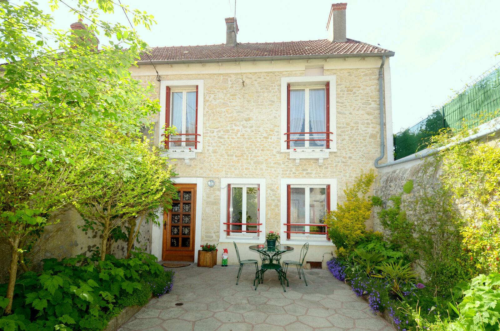 Maison à vendre 7 142m2 à Méréville vignette-1