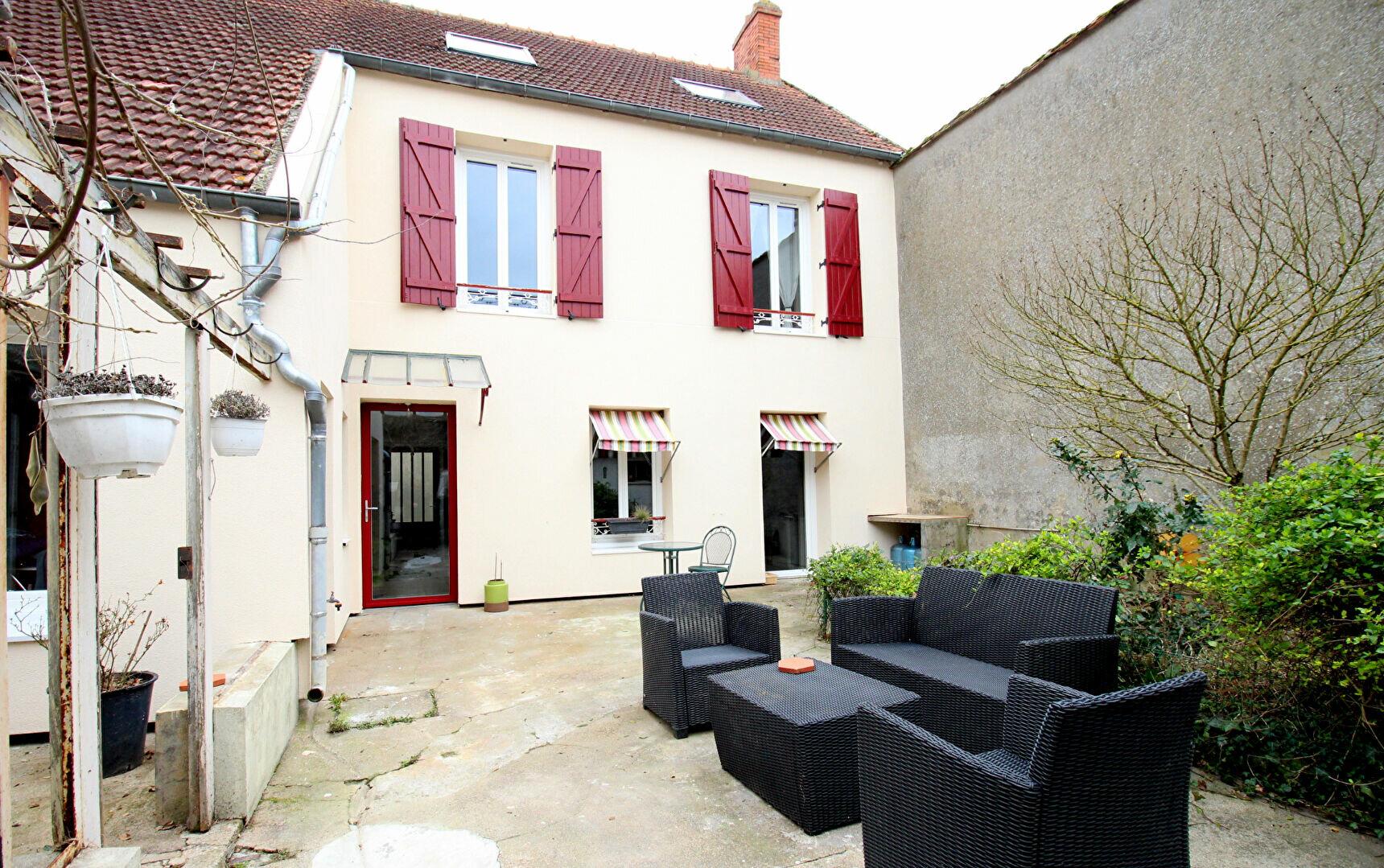 Maison à vendre 7 142m2 à Méréville vignette-2