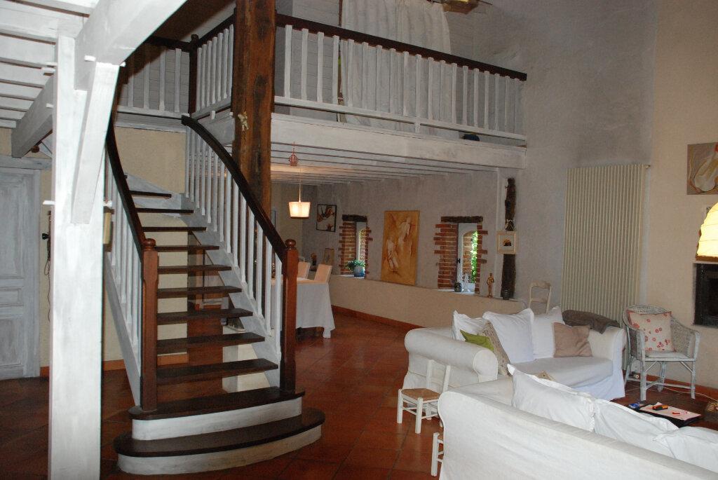 Maison à vendre 10 350m2 à Lamothe-Landerron vignette-2