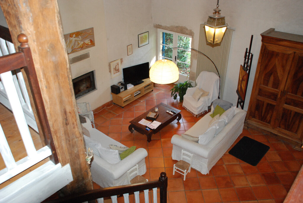 Maison à vendre 10 350m2 à Lamothe-Landerron vignette-9