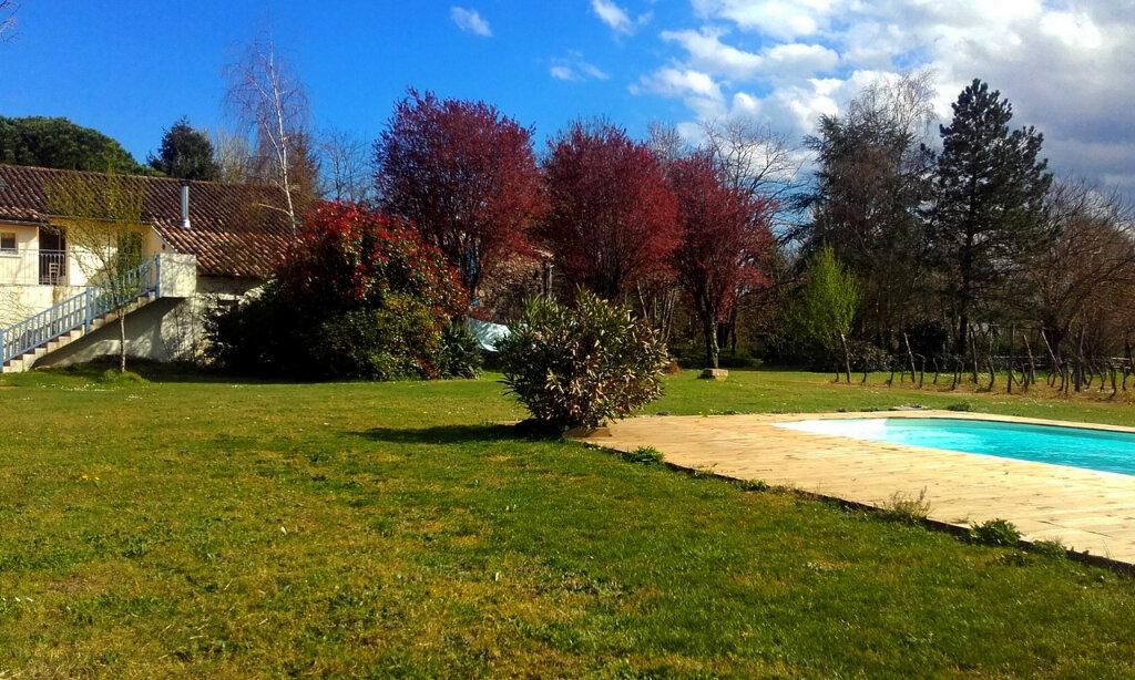 Maison à vendre 10 350m2 à Lamothe-Landerron vignette-17