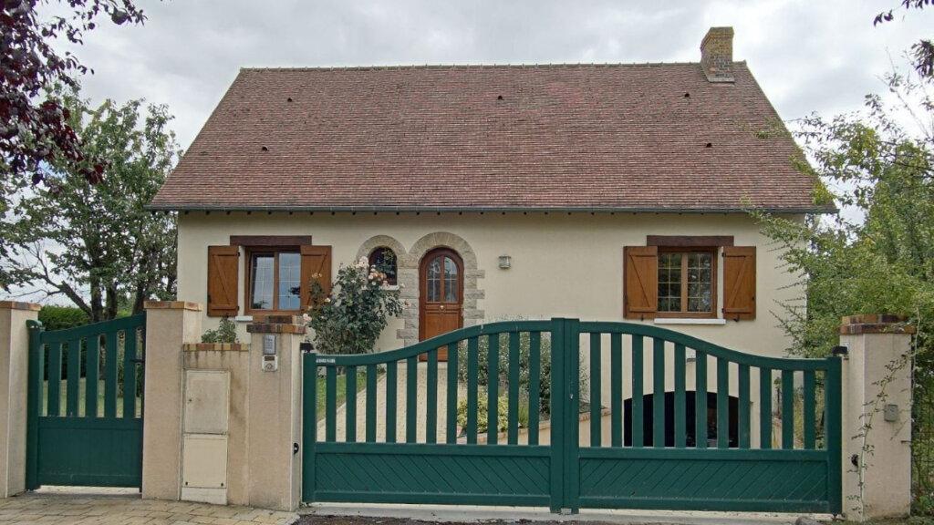Maison à vendre 6 127m2 à Saint-Manvieu-Norrey vignette-1