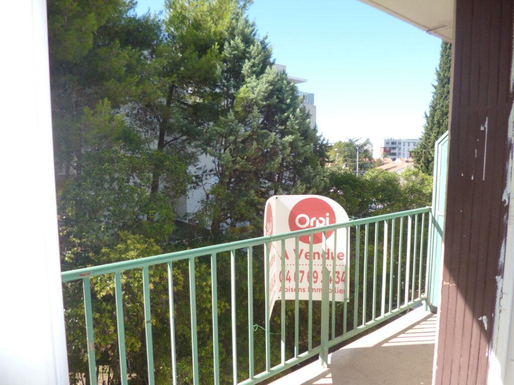 Appartement à louer 1 25.23m2 à Montpellier vignette-2
