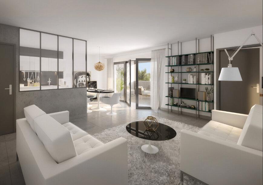 Appartement à vendre 4 96m2 à Montpellier vignette-1