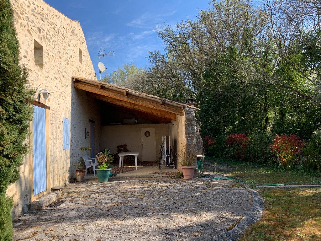 Maison à vendre 6 125m2 à Saint-Montan vignette-8