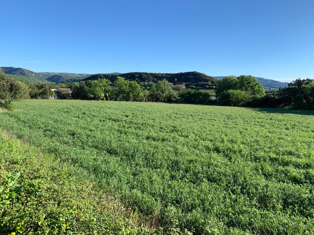 Terrain à vendre 0 900m2 à Saint-Montan vignette-1