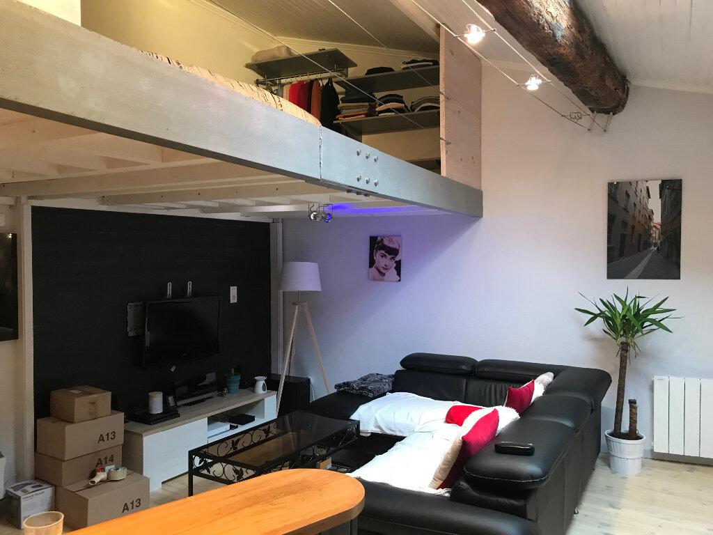 Maison à louer 2 36m2 à Montélimar vignette-2