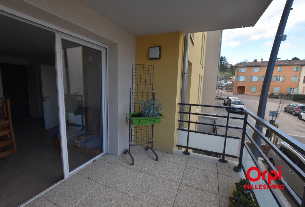 Appartement à louer 2 42m2 à Pollionnay vignette-1