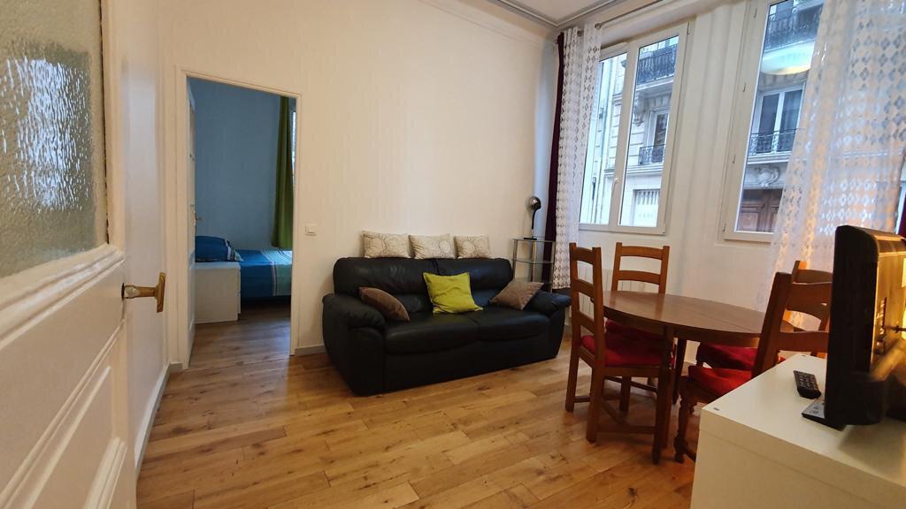 Appartement à louer 2 41.29m2 à Paris 18 vignette-2