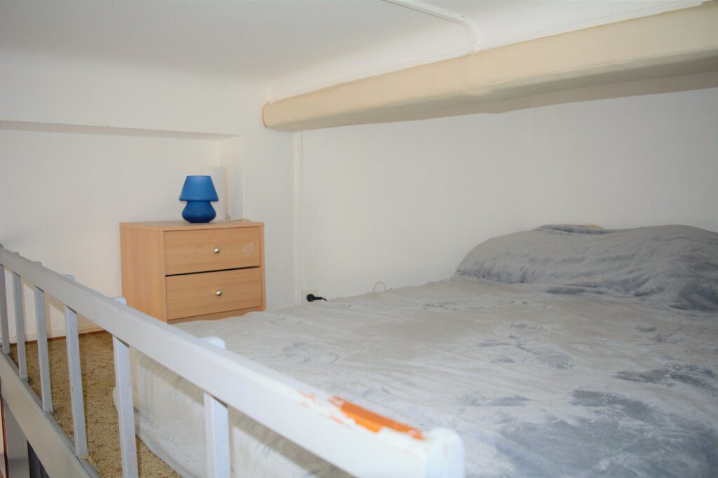 Appartement à louer 1 25.33m2 à Nice vignette-4
