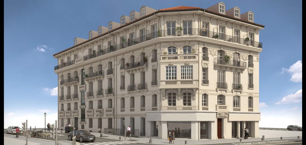 Appartement à vendre 2 43.8m2 à Nice vignette-2