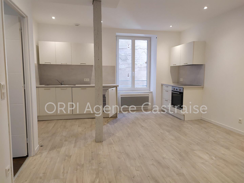 Appartement à louer 2 42m2 à Castres vignette-1