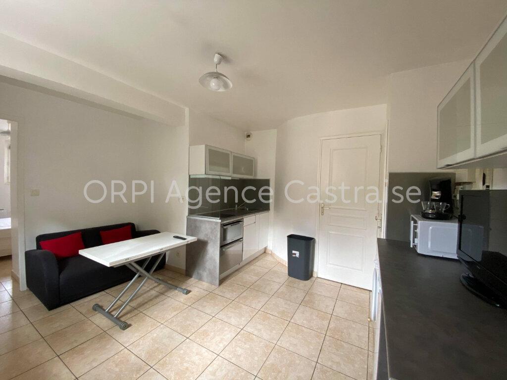 Appartement à louer 2 25m2 à Castres vignette-1