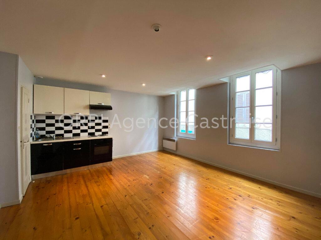 Appartement à louer 1 35m2 à Castres vignette-1