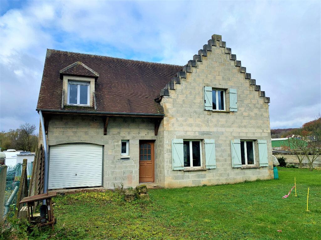 Maison à vendre 4 119m2 à Berneuil-sur-Aisne vignette-1