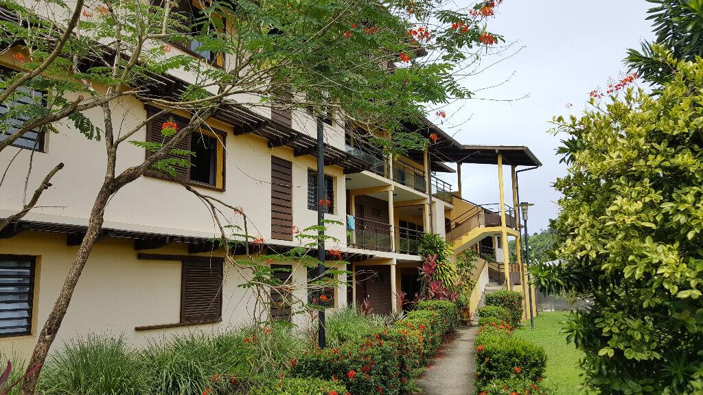 Appartement à vendre 1 42m2 à Remire-Montjoly vignette-1