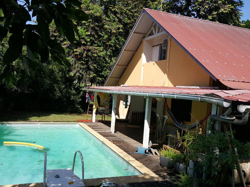 Maison à vendre 5 120m2 à Remire-Montjoly vignette-1