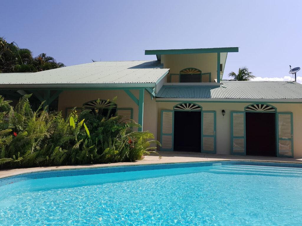 Maison à vendre 4 141m2 à Cayenne vignette-2