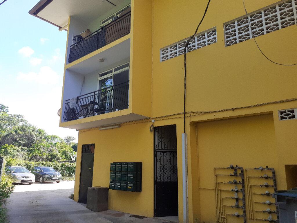 Appartement à louer 1 25m2 à Cayenne vignette-1