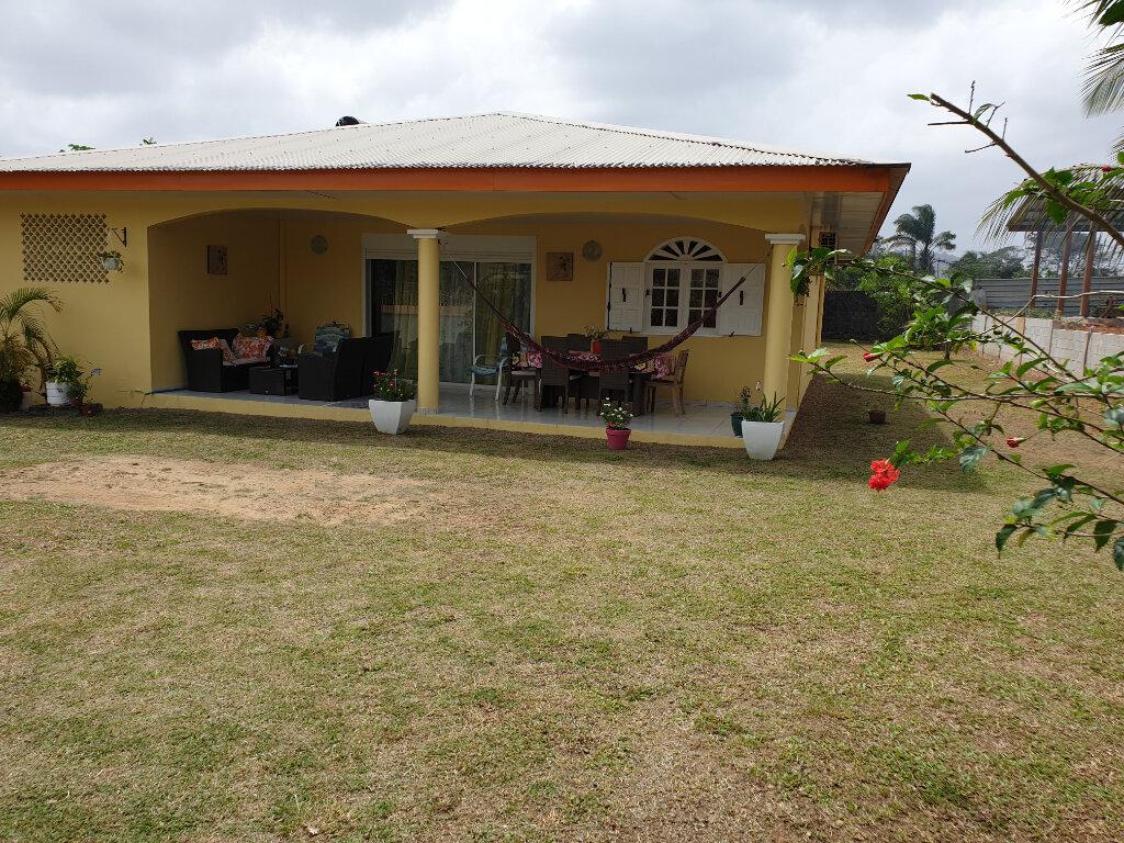 Maison à louer 4 80m2 à Matoury vignette-2