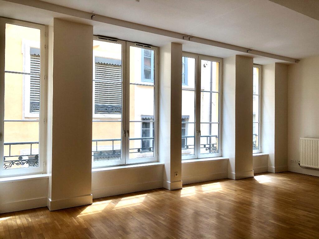 Appartement à louer 2 72m2 à Lyon 1 vignette-1