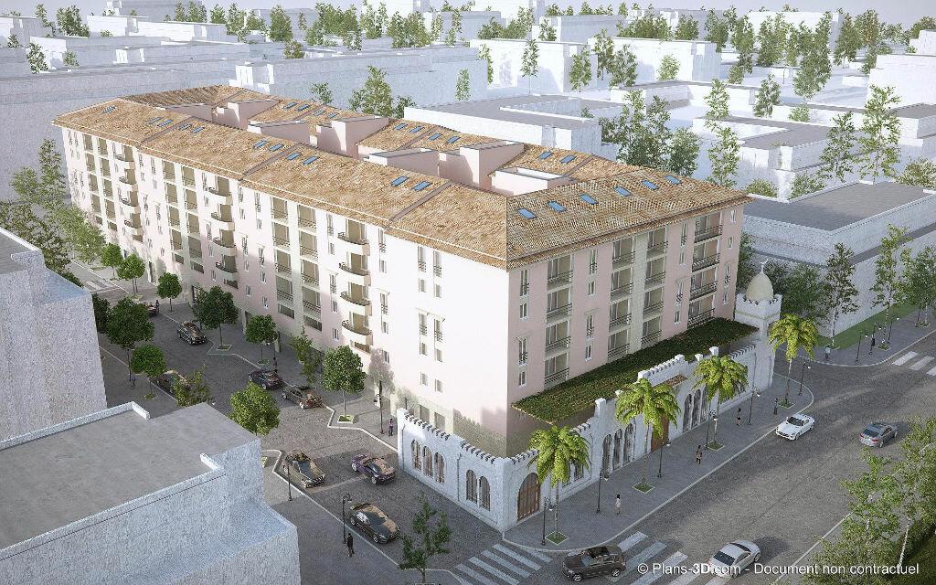 Appartement à louer 2 56m2 à Ajaccio vignette-2