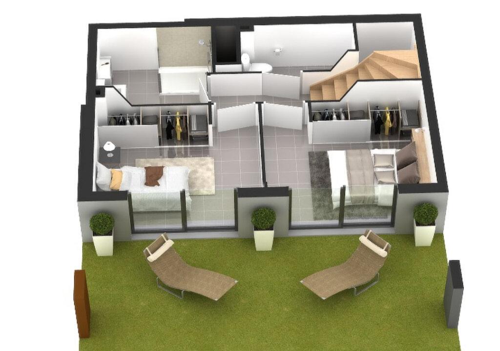 Appartement à vendre 3 69.26m2 à Pietrosella vignette-3