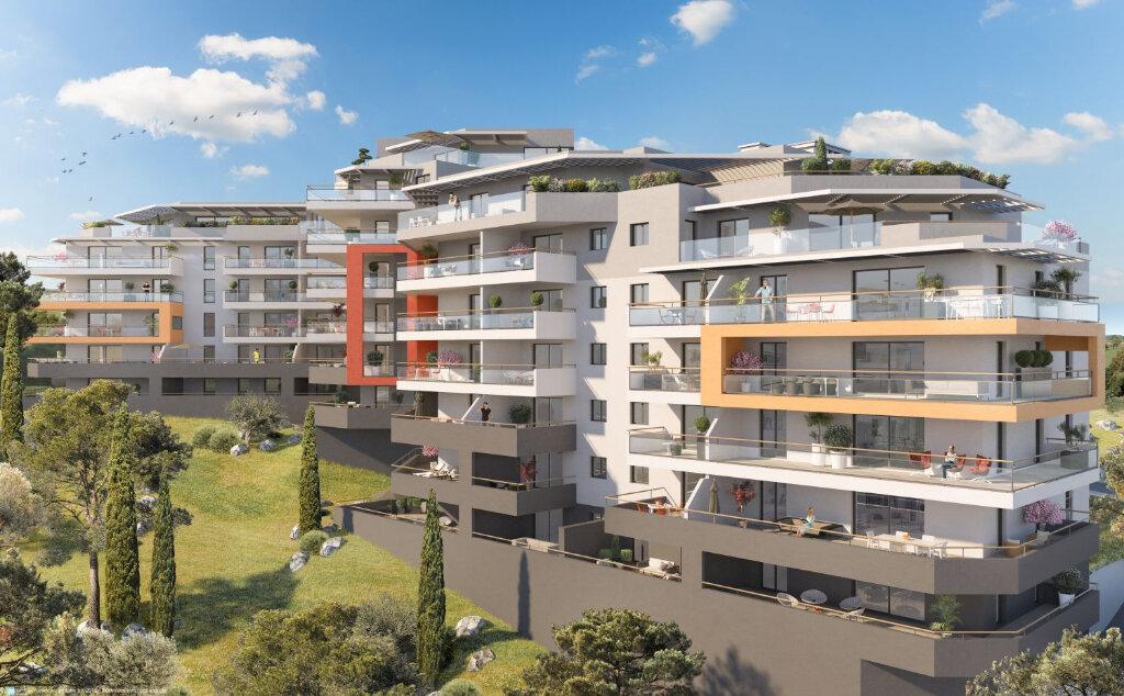 Appartement à vendre 2 48.35m2 à Ajaccio vignette-1