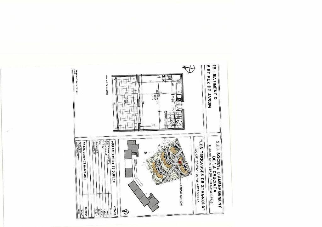 Appartement à vendre 3 70.21m2 à Albitreccia vignette-9