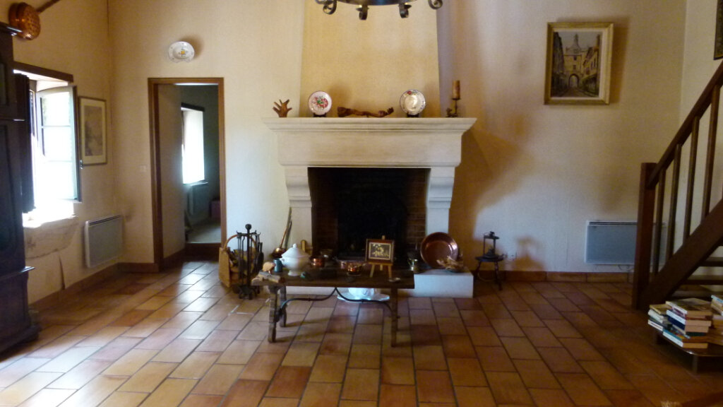 Maison à vendre 7 195m2 à Saint-Romain-de-Benet vignette-4