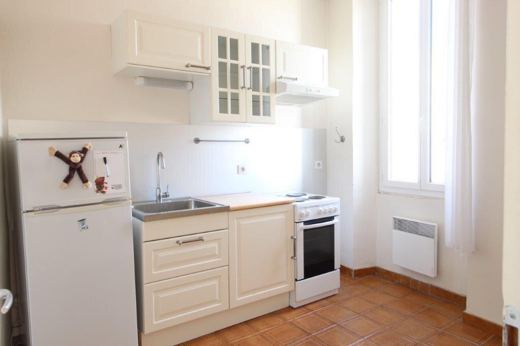 Appartement à louer 2 35m2 à Marseille 5 vignette-2