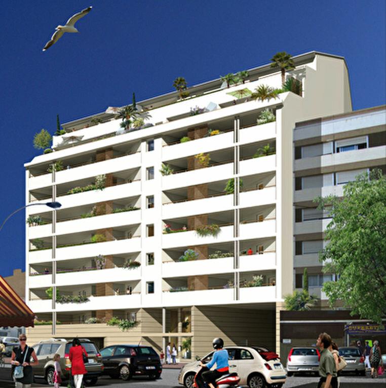 Appartement à louer 2 36m2 à Marseille 8 vignette-6