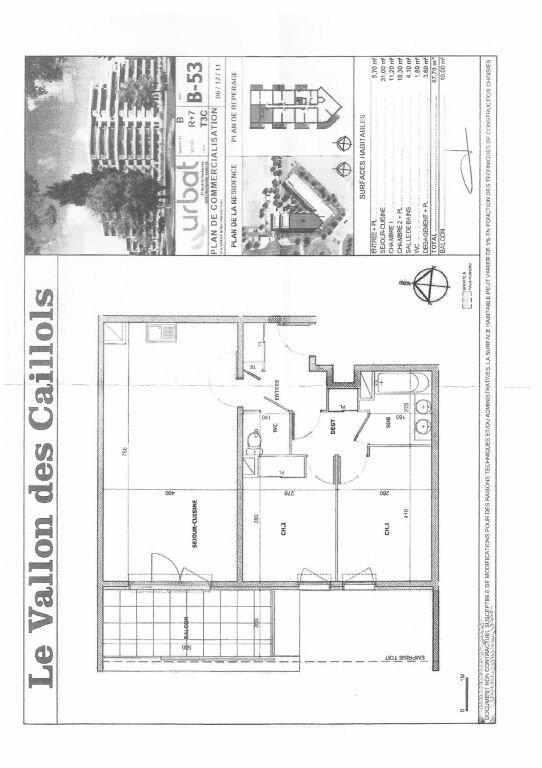Appartement à louer 3 67.7m2 à Marseille 11 vignette-6