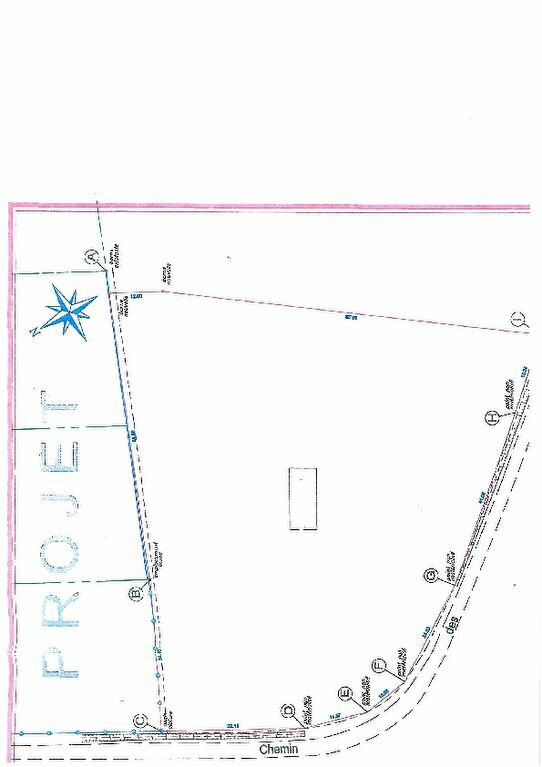 Terrain à vendre 0 6984m2 à Grazac vignette-1