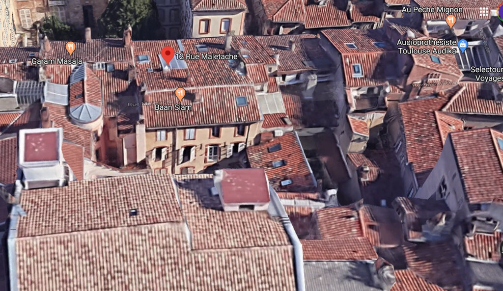 Appartement à louer 1 65m2 à Toulouse vignette-1