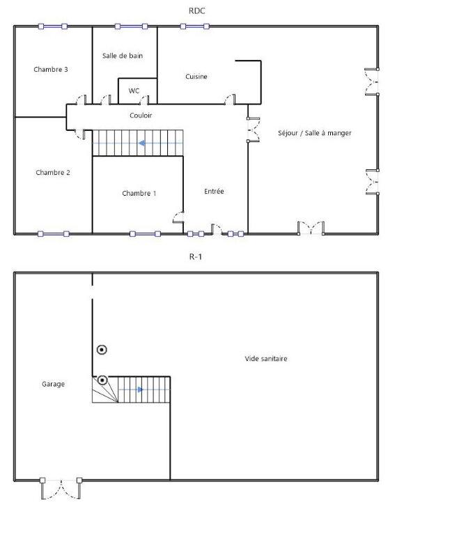 Maison à louer 4 107.03m2 à Écuelles vignette-13