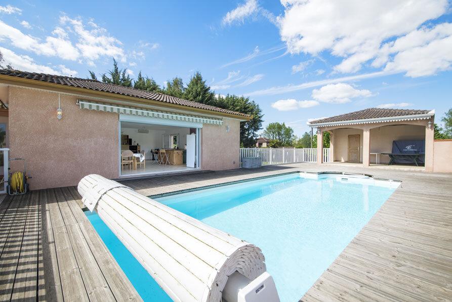 Maison à vendre 7 170m2 à Pechbonnieu vignette-4