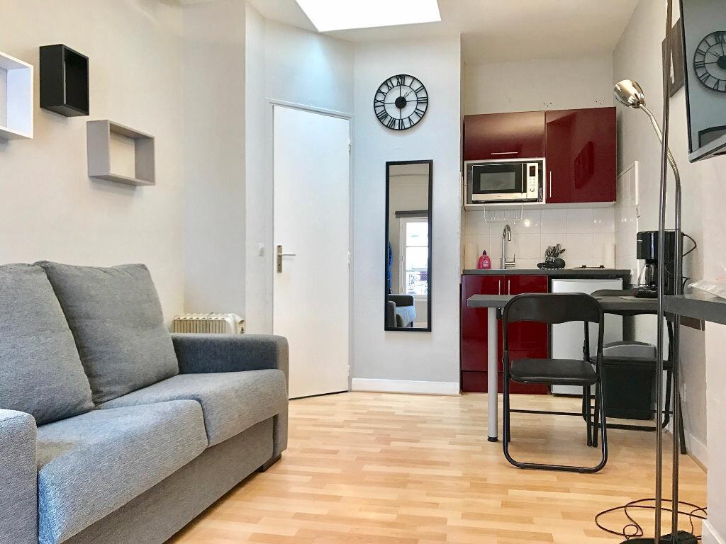 Appartement à louer 1 16m2 à Paris 17 vignette-2