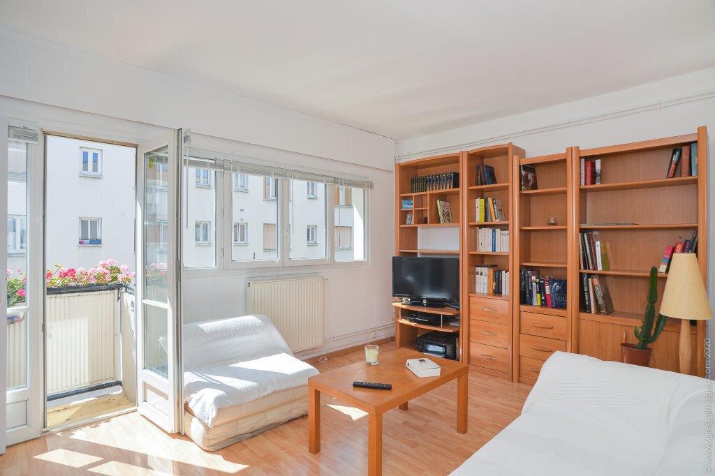 Appartement à vendre 2 44.07m2 à Paris 20 vignette-2