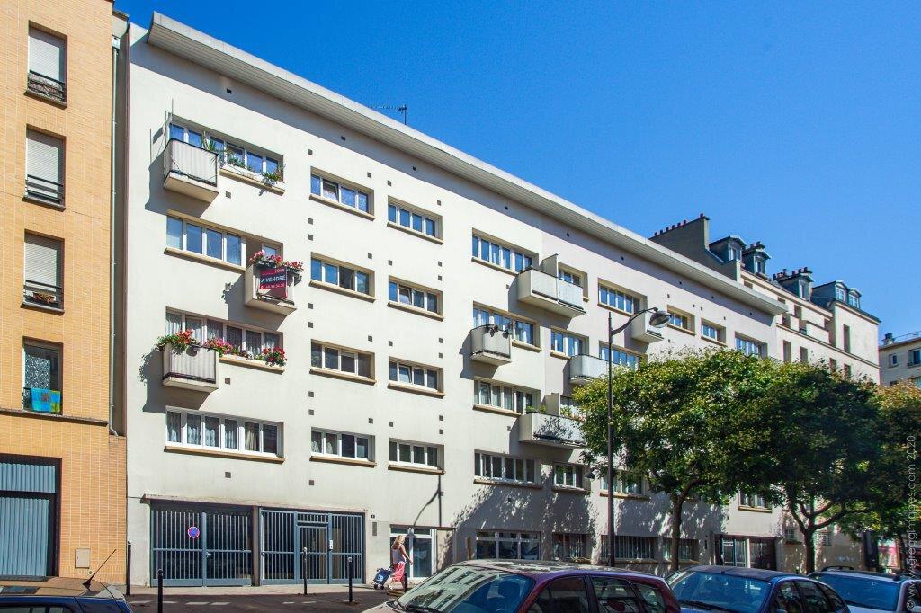 Appartement à vendre 2 44.07m2 à Paris 20 vignette-4