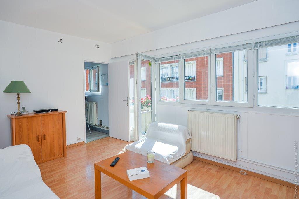 Appartement à vendre 2 44.07m2 à Paris 20 vignette-5