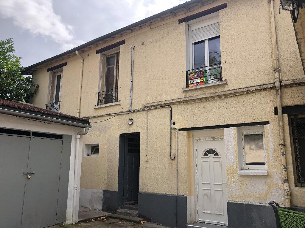 Immeuble à vendre 0 100m2 à Aulnay-sous-Bois vignette-1