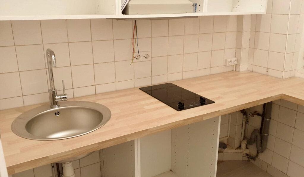Appartement à louer 2 35m2 à Aulnay-sous-Bois vignette-3