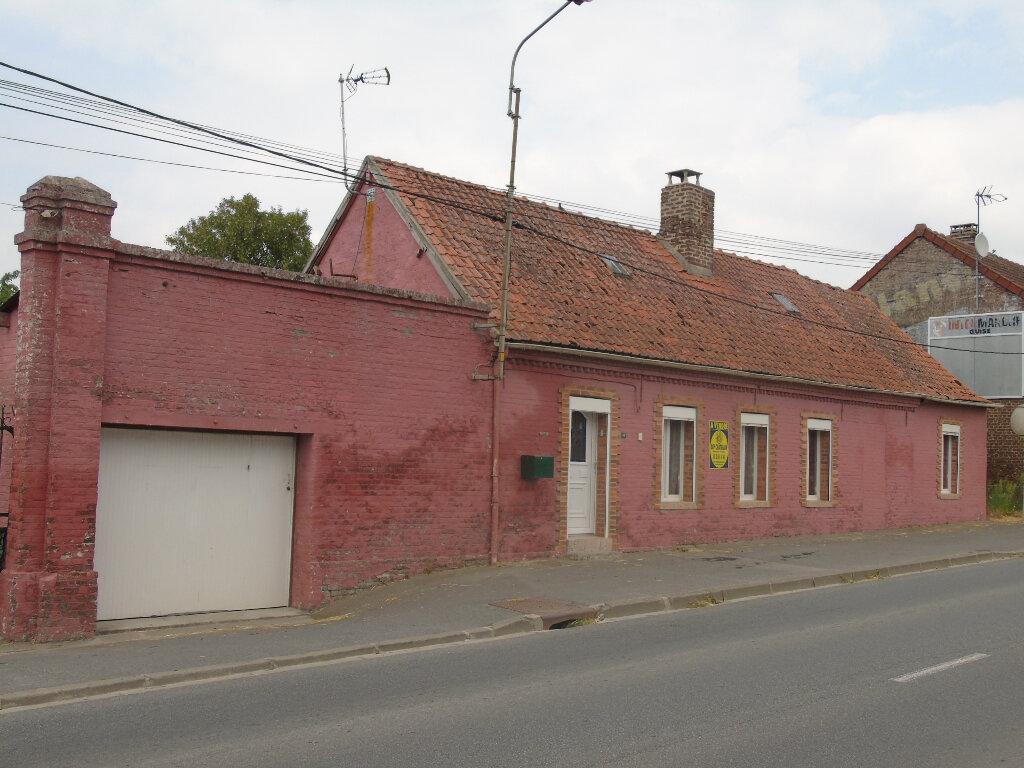 Maison à vendre 4 129.49m2 à Mont-d'Origny vignette-1